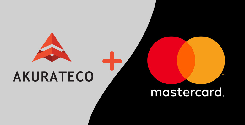 Akurateco to integrate with Mastercard Payment Gateway Services